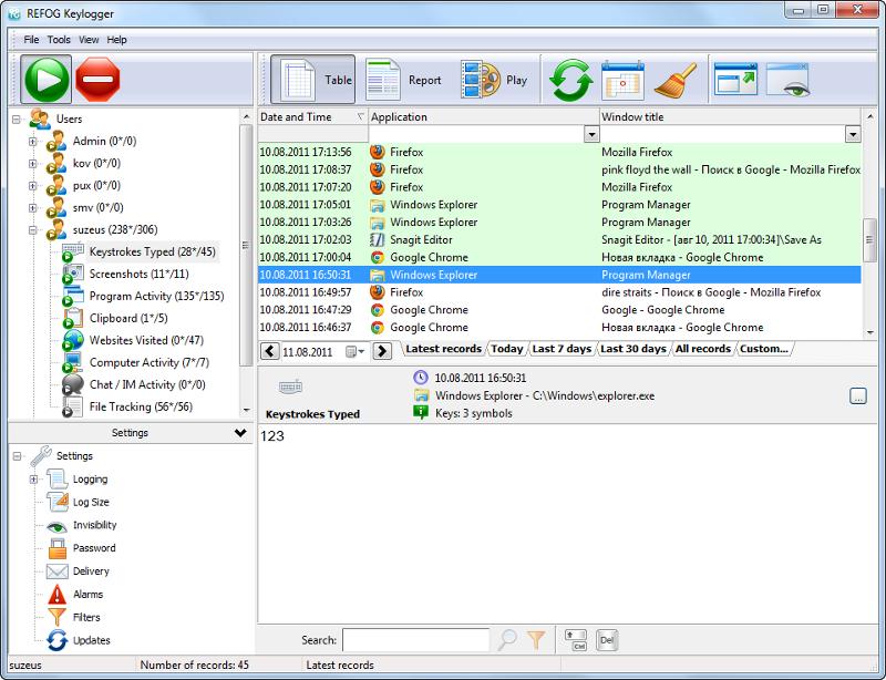 Keylogger windows 8 - фото 3